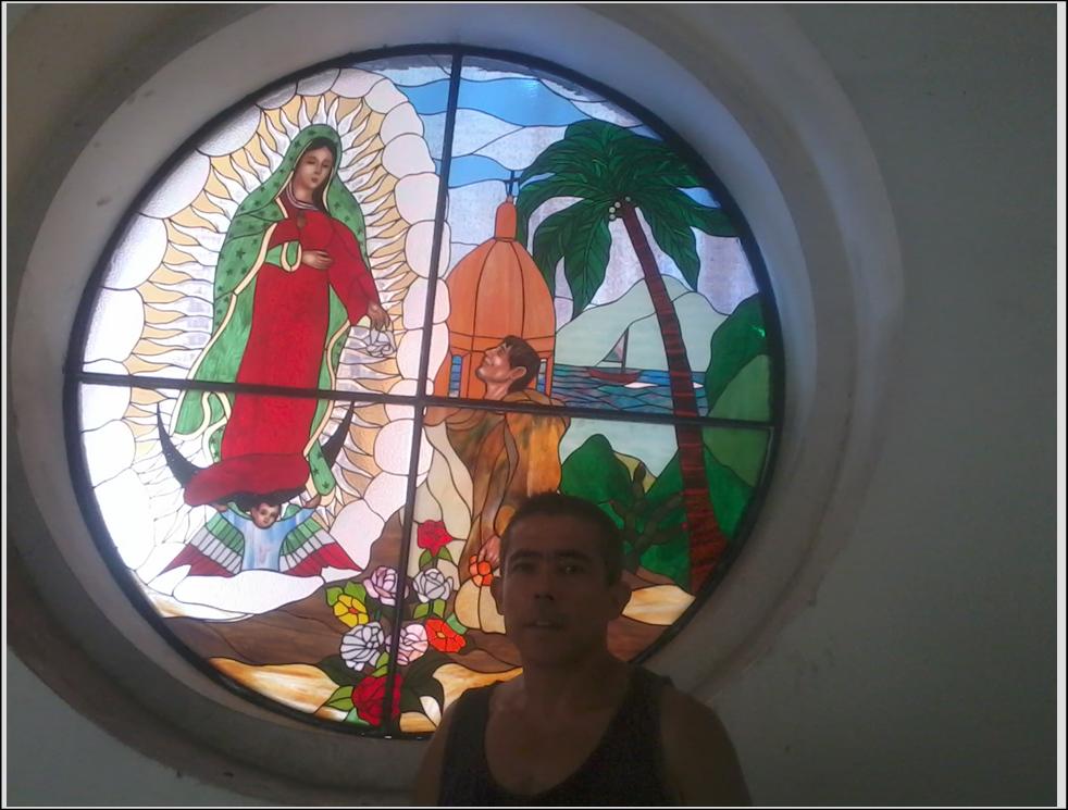 Miguel Orozco Viitralista en Puerto Vallarta 1
