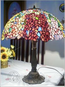 Tiffany Lamps in Puerto Vallarta 10