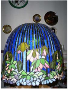 Tiffany Lamps in Puerto Vallarta 15
