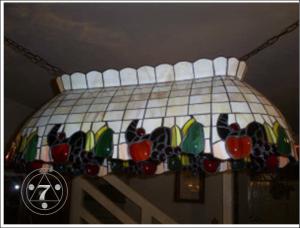 Tiffany Lamps in Puerto Vallarta 18