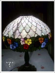 Tiffany Lamps in Puerto Vallarta 2