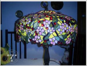 Tiffany Lamps in Puerto Vallarta 25