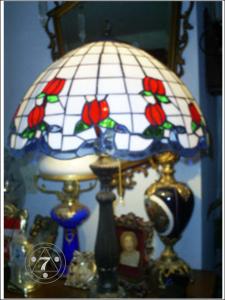 Tiffany Lamps in Puerto Vallarta 3