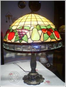 Tiffany Lamps in Puerto Vallarta 6