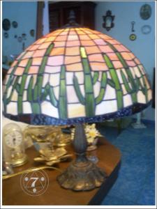 Tiffany Lamps in Puerto Vallarta 9