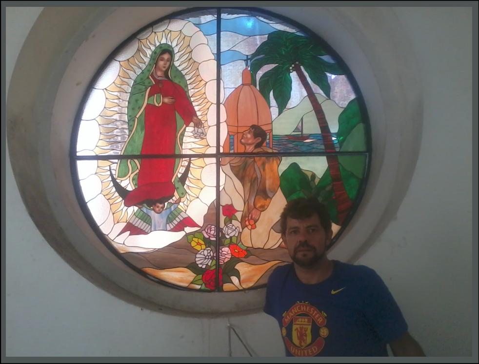 vitrales parroquia de guadalupe puerto vallarta 5
