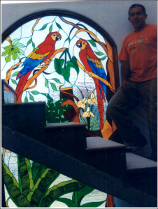 stained glass los cabos 8